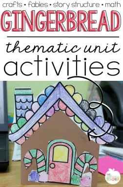"Gingerbread man thematic unit and activities- great ideas for using ""The Gingerbread Man"" in a second or third grade classroom. Love all the standards you can pull into this amazing unit!"
