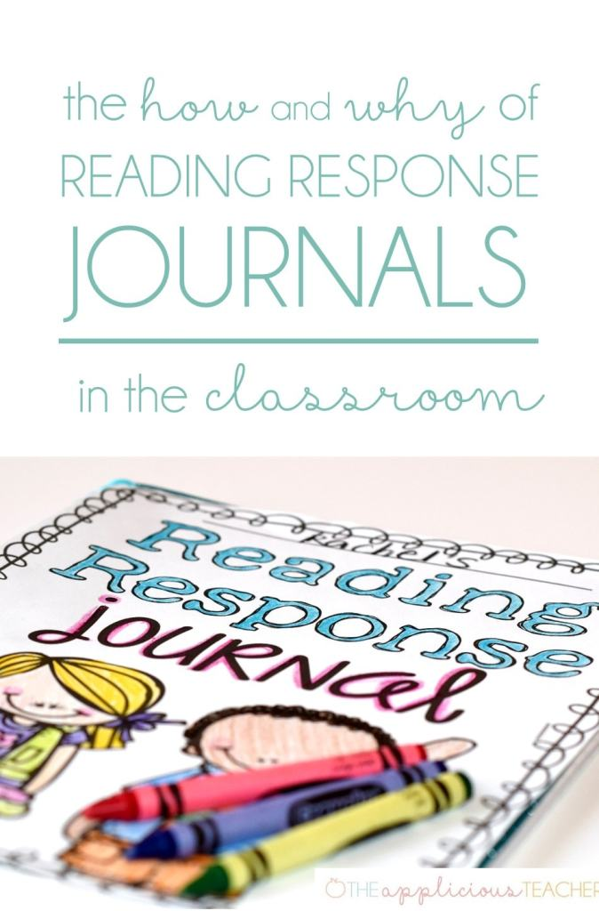 The how and why of reading response journals in the classroom- includes free download