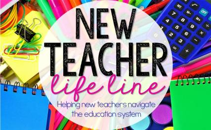 New Teacher Life Line Newsletter