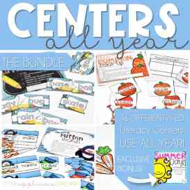 Centers All year Bundle