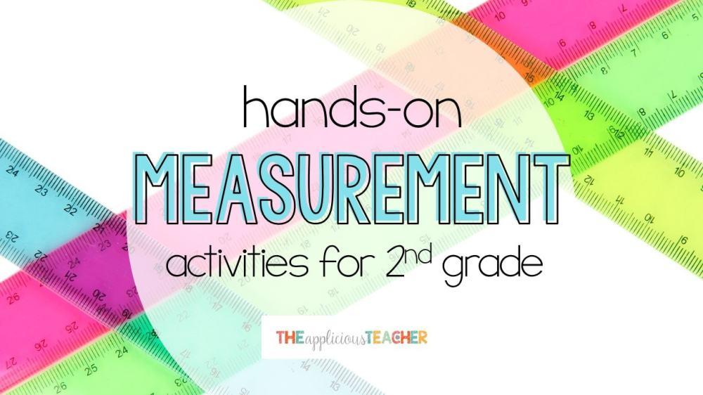 medium resolution of Measurement Activities for 2nd Grade