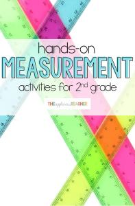 measurement activities and lesson plans for second grade