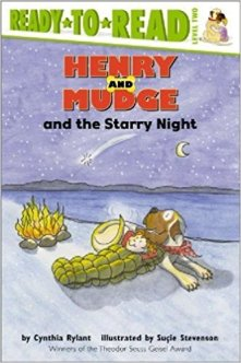 Henry and Mudge under the starry night