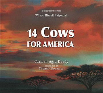 14 Cows for America- Great book for teaching about September 11th and a CCSS mentor text