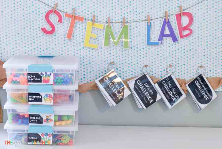 Mini STEM Lab for the classroom