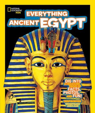 Everything About Ancient Egypt-Mummy Books for Kids