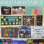 simple back to school bulletin board ideas