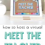 virtual teacher meet and greet