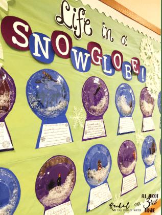 Life in a snowglobe