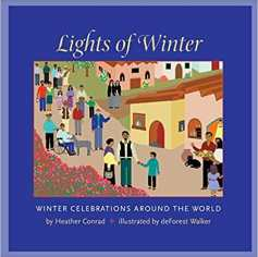 lights of winter december read aloud