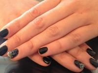 Glitter Fade Nail Art | TheApprenticeBeautyBlogger
