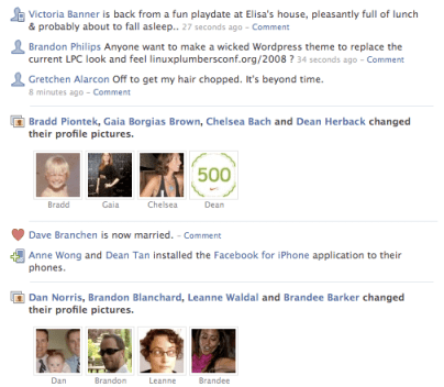 Facebook's News Feed