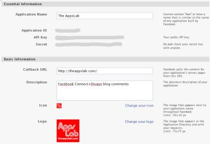 The AppsLab Facebook app!