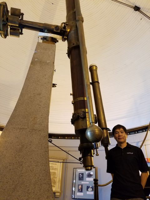 The Great Refractor