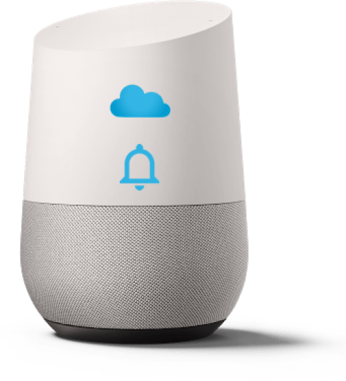 Google Home Notifier (Google Home Push Notifications) – The AppsLab
