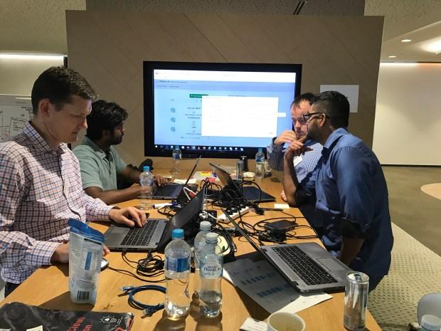 Accenture Hackathon Team