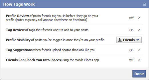 How to Disable Automatic Photo Tagging in Facebook