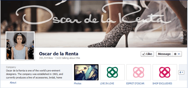 New Features in Facebook Timeline for Pages