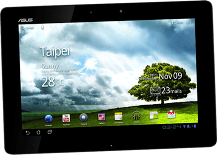 asus ee transformer - Best Android Tablets