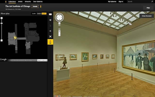 google art project - Top 10 Apps on the Chrome Web Store