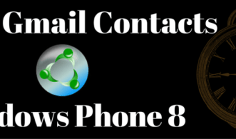 How to Sync Gmail Contacts and Google Calendar with Windows Phone 8