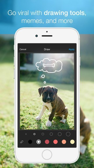 Photo Editor by Aviary for iOS