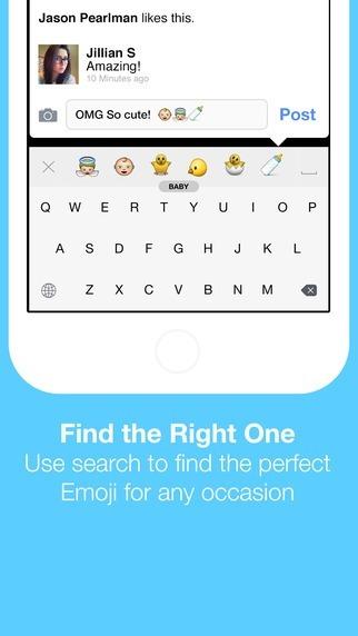 Emojiyo app