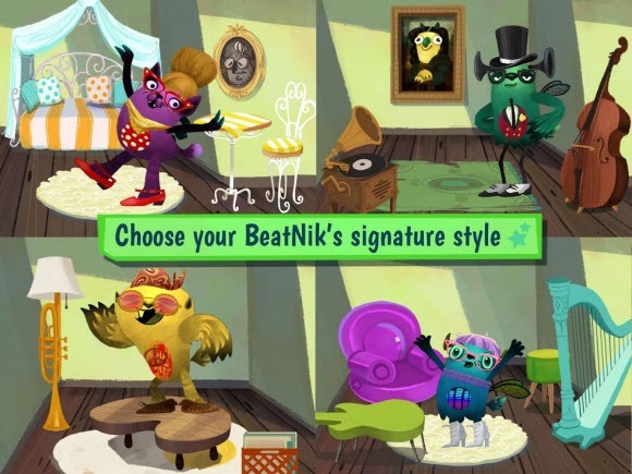 BeatNiks - Android Games to Play in November 2015