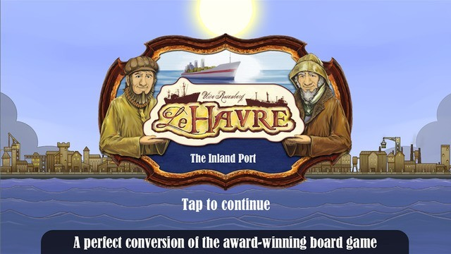 Le Havre - The Inland Port