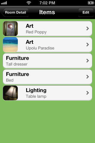 home inventory apps - myhomepro