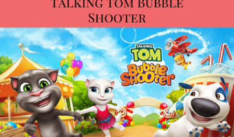 Talking Tom Bubble Shooter Lands on iOS, Android and Windows