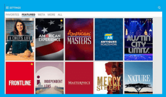 PBS Video App for Windows Brings Hit TV Shows to Windows PCs