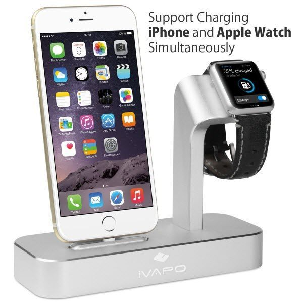 iVAPO 2 in 1 Charging Dock