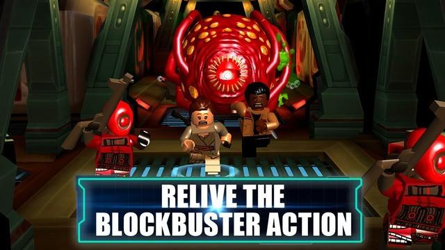 LEGO Star Wars The Force Awakens 1