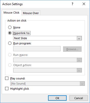 action-settings-dialog-box