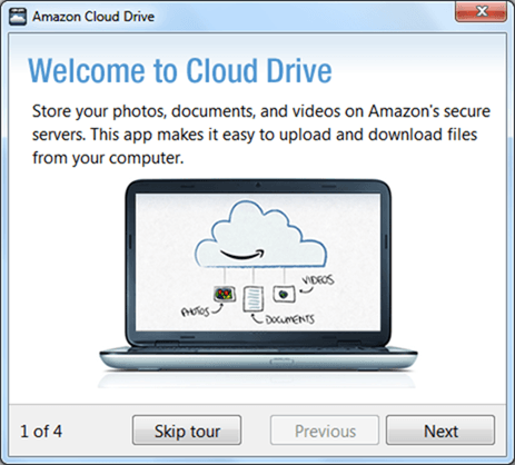 amazon cloud drive desktop app