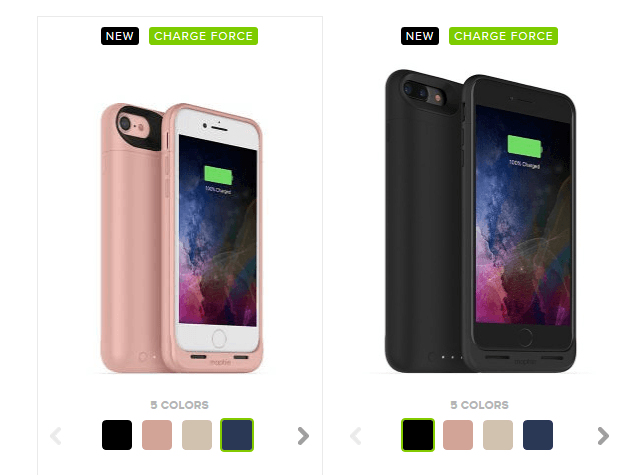 Mophie's Juick Pack Air Battery Case