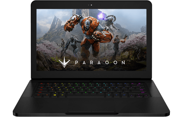Razer Blade Signature Edition Gaming Laptop