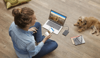 Back Up Your Content On Amazon and Locally with Seagate Duet