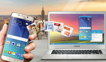 How to Connect Your Samsung Smartphone to Windows 10