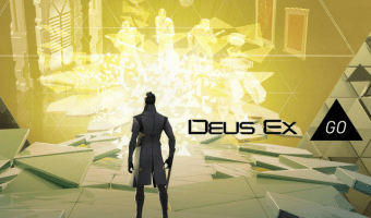 Deux Ex Go Comes to iOS Bringing Stealth Action to the Touchscreen