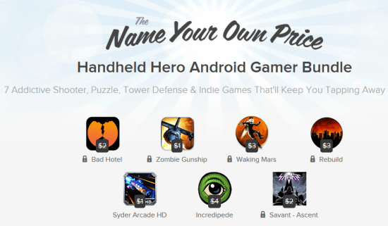 Handheld Hero Android Gamer Bundle