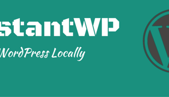 Installing WordPress Locally with InstantWP
