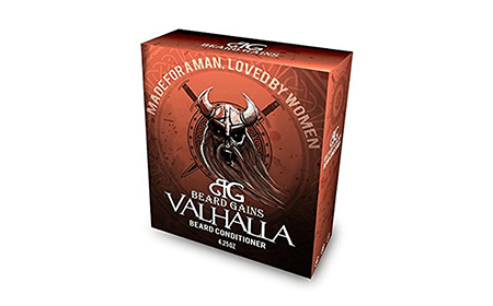 Beard Gains Valhalla Beard Soap