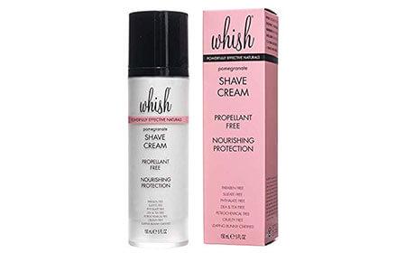 Whish Coconut Shaving Cream
