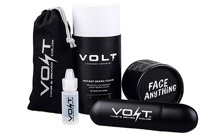 VOLT Grooming Instant Beard Color