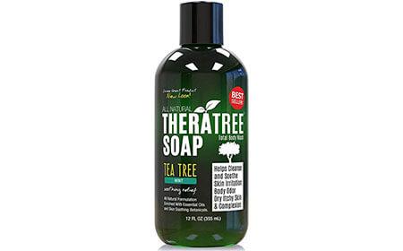 best organic body wash