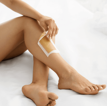 how to do the at home waxing