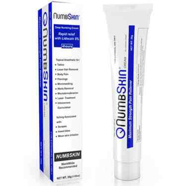 best numbing cream for waxing