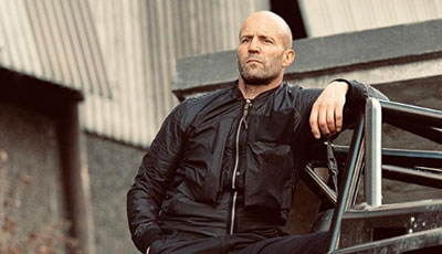 Jason Statham haircut